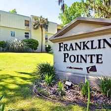 Rental info for Franklin Pointe Apartments in the Tallahassee area
