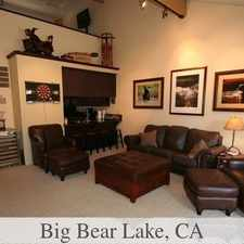Rental info for Big Bear Lake, Great Location, 3 Bedroom Guesth...