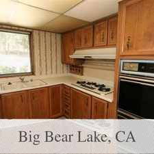 Rental info for Save Money With Your New Home - Big Bear Lake. ...