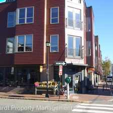 Rental info for 183 Brackett Street Unit 201