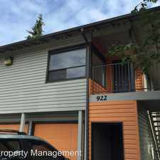 Rental info for 922 N 85th Street # 4 in the Greenwood area