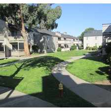 Rental info for Woodside Apartments in the San Jose area