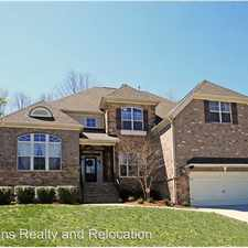 Rental info for 9309 Bramden Ct in the Wake Forest area