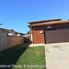 Rental info for 17715 Exa Court Carson in the Los Angeles area