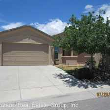 Rental info for 12297 Sitting Bull in the Ranchos del Sol area
