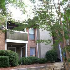 Rental info for Wildwood Apartments