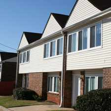 Rental info for Hampton Place Townhomes