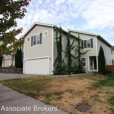 Rental info for 2221 116th Drive SE