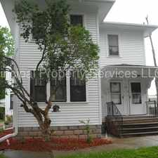 Rental info for 426 South Quincy Street