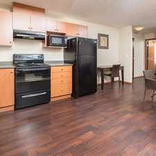 Rental info for Newer 2 Bdrm w/ Suite Laundry, Balcony & Dishwasher~175 in the Windermere area