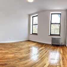 Rental info for East 1st Street & 1st Avenue in the New York area