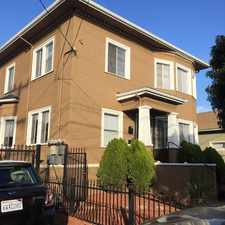 Rental info for 864 34th Street in the Oakland area