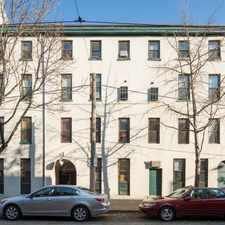 Rental info for 407 South 11th Street in the Center City East area