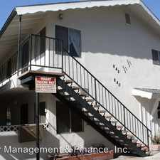 Rental info for 840 W Sepulveda St in the Northwest San Pedro area
