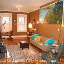 Rental info for 225 E Frederick St (WST) in the Lancaster area