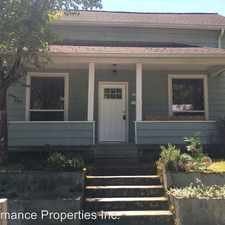 Rental info for 1554 SE Marion Street in the Sellwood-Moreland area