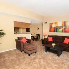 Rental info for The Place at Castle Hills in the San Antonio area