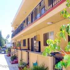Rental info for 1345 N. Orange Dr. - 05 in the Los Angeles area