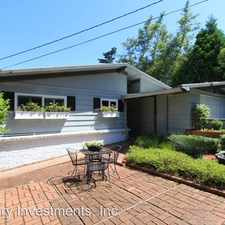 Rental info for 6718 Evergreen Avenue in the Oakland area