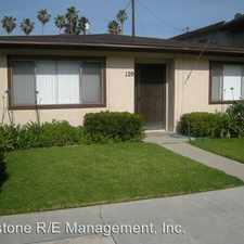 Rental info for 122 N. Marguerita Ave. #C in the Alhambra area