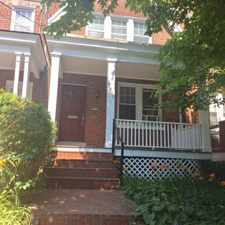 Rental info for 2417 Huidekoper Place, NW in the Glover Park area