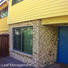 Rental info for 2561 E Madison St in the Madison Valley area