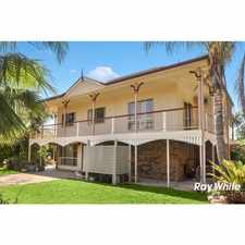 Rental info for Queensland style home in a quiet cul-de sac