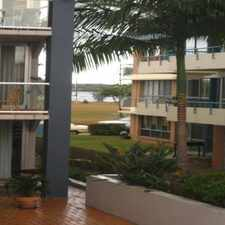 Rental info for Broadwater views from balcony!!