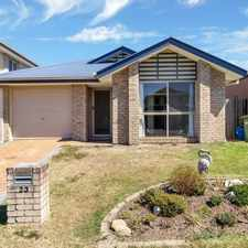 Rental info for LIGHT AND BREEZY HOME IN QUIET LOCATION in the Coomera area