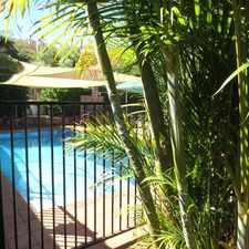 Rental info for Three Bedroom Townview Home with In-Ground Pool in the Mount Isa area