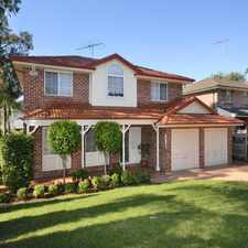 Rental info for CONVENIENT LOCATION in the Sydney area