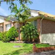 Rental info for Country Contemporary Masterbuilt in the Kiama area