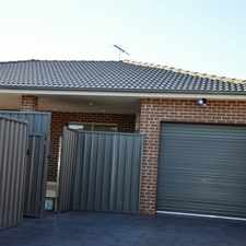 Rental info for TWO BEDROOM NEAR NEW GRANNY FLAT in the Bankstown area