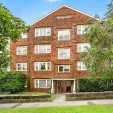 Rental info for Large 2 bedroom apartment - excellent location