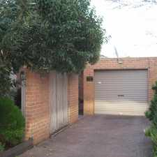 Rental info for SPACIOUS AND WELL MAINTAINED LIVING in the Oakleigh South area