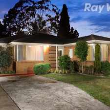 Rental info for IMMACULATELY PRESENTED IN PRIME LOCATION!