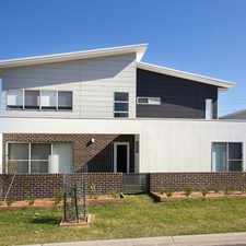 Rental info for Luxury Townhouse Living in the Sydney area