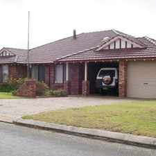 Rental info for SPACIOUS FAMILY HOME in the Orana area