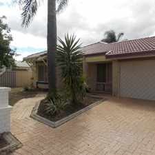 Rental info for Large Family Home! in the Perth area