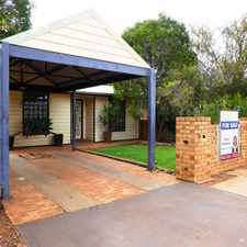 Rental info for PICCADILLY in the Kalgoorlie area
