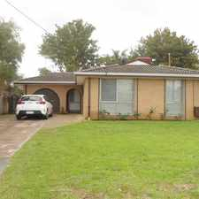 Rental info for AVAILABLE EARLY AUGUST!! in the Armadale area