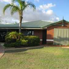 Rental info for Great Family Home !!!! in the Currambine area