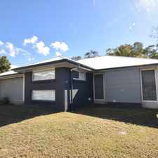 Rental info for :: LEASED :: SUPERIOR HOME, SEPARATE MEDIA ROOM, NBN INTERNET, SPACIOUS, PETS OK (15 IMAGES) in the Gladstone area