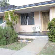 Rental info for LOW MAINTENANCE - LOCK UP AND LEAVE in the Langford area