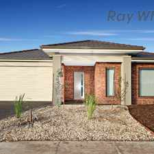 Rental info for Quality Family Home in the Hoppers Crossing area