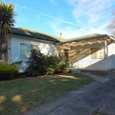Rental info for Charming Weatherboard, Just a Short Stroll to a Host of Amenities!