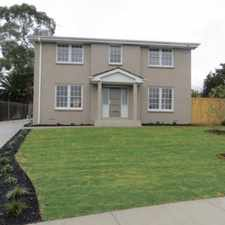 Rental info for WELL PRESENTED HOME with GARDENING included in the Mulgrave area
