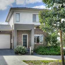 Rental info for NEAR NEW WITH LOW MAINTENANCE LIVING! in the Melbourne area