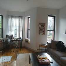 Rental info for 405 Franklin Avenue #3 in the New York area