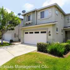 Rental info for 17557 Buttonwood Lane in the Carson area